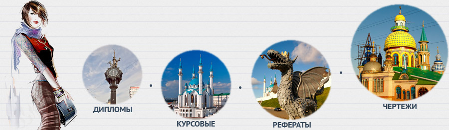 Дипломные работы, курсовые работы, рефераты в Казани